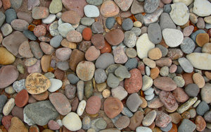 Stones: Stones on the beach