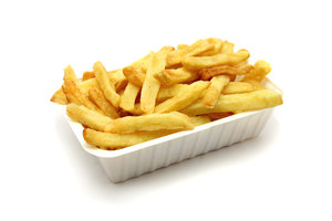 French Fries: Visit http://www.vierdrie.nl