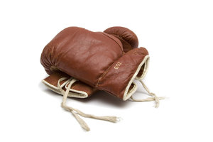 Boxing gloves!