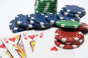 Poker: visit http://www.vierdrie.nlobject: Armand Scheijen