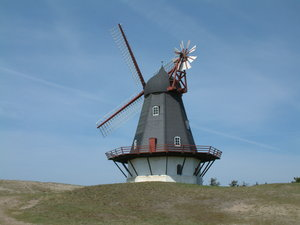 Windmill: Windmill on a hill