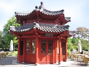 chinese coffee house