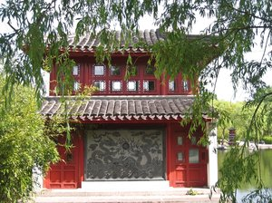 decorative chinese architectur