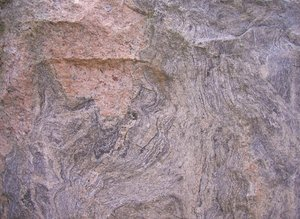 grained rock texture