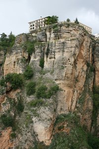 Cliffs at Ronda