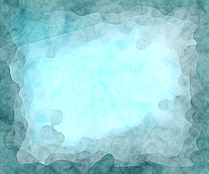 Aquamarine Grunge 2: Aquamarine coloured grungy, layered backgrounds which could be used for banners, frames, borders, backgrounds or textures.