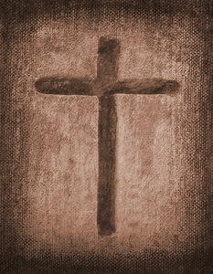 Grungy Cross 5
