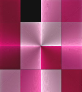 pink pinched paper checks: abstract backgrounds, textures, patterns, geometric patterns,  circles, shapes and perspectives from altering and manipulating images