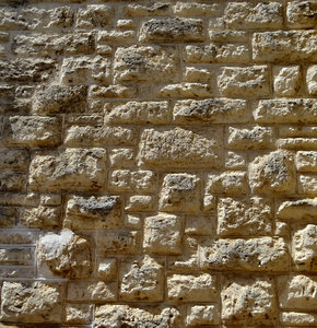 rough limestone wall1