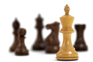Chess Pieces: Pieces from a chess set