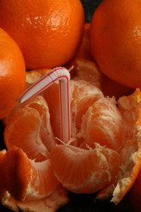 fresh orange juice: as fresh as it comes,