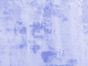 fading stained blue wall3