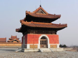 Eastern Qing Tombs: none