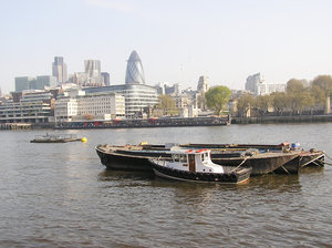 London panorama: London river