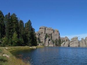 Sylvan Lake, Black Hills, Sout