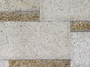 tiled wall: various external wall tiled surfaces