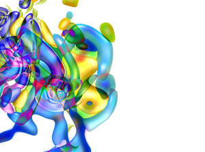 Abstractual 11: Colourful 3D abstract image. You may like:  http://www.rgbstock.com/photo/mgZHHSa/Abstractual+2  or:  http://www.rgbstock.com/photo/mqD554W/Abstractual+4