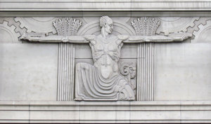 historic art deco frontage1 - Perspectives Deco