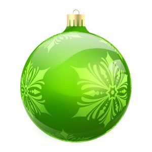 Christmas Elements - Bauble 1