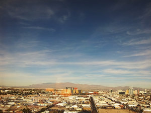 Good morning vegas