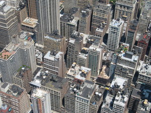 New York Roofs