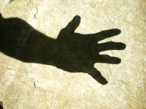 hand shadow: no description
