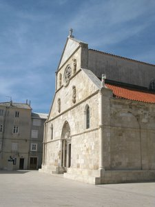 pag croatia: Church of the Blessed Virgin Mary