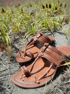sandals: no description