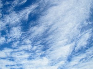 cirrostratus cloud structures: cirrostratus cloud structures