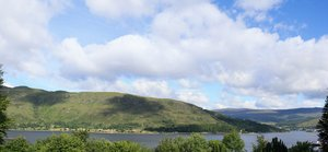 Lochs and Glens of Scotland: Lanscapes from Scotland, Fort William