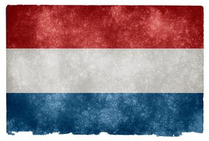 Netherlands Grunge Flag: Grunge textured flag of the Netherlands on vintage paper. You can find hundreds of grunge flags on my website www.freestock.ca in the Flags & Maps category, I'm just posting a sample here because I do not want to spam rgbstock ;-p
