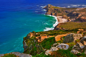 Cape Point - HDR