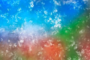 Colorful Pastel Texture