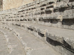 Amman  amphitheater: Roman amphitheater in Amman, Jordan
