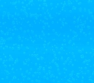 Bubbly Background Blue