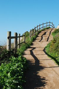 Uphill path: Uphill path