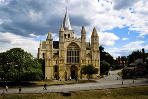 Rochester Cathedral: Rochester Cathedral