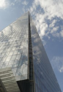 Skyscraper: The Shard, London, England.