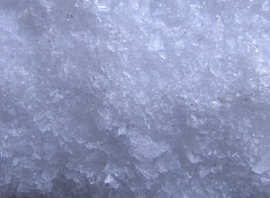 cold crystals1: refrigerated ice crystals