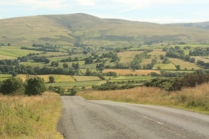 Rural landscape: Views of rural Cumbria