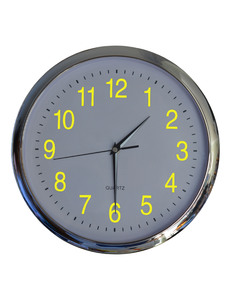 Clock: Kitchen wall clock