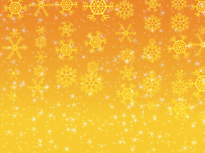 Stars Snowflakes Background 2