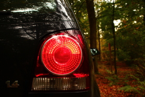 Car rear-light: no description