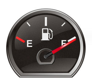 Full: Full tank of fuel