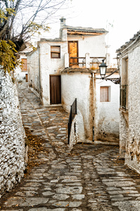 deep Andalucia town