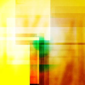 RBF_Yellow_gold_green: Composite I made of various smaller shapes and custom gradients.