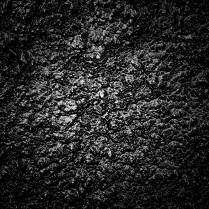 Black Plastic: A rough black plastic texture.
