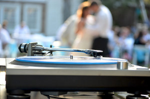Wedding Turntable