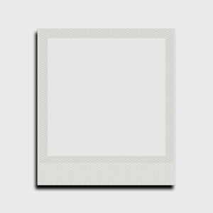 Photo Frame 6: A blank Polaroid-style photo frame in a neutral colour. Hi-res image. You may prefer this:  http://www.rgbstock.com/photo/nHORIpQ/Polaroid+Frame