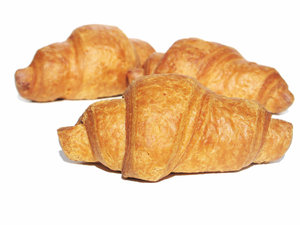 crispy croissants: none